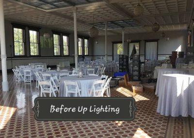 BeforeUplighting_1899_Indianapolis_Indiana_Best_Wedding_DJ