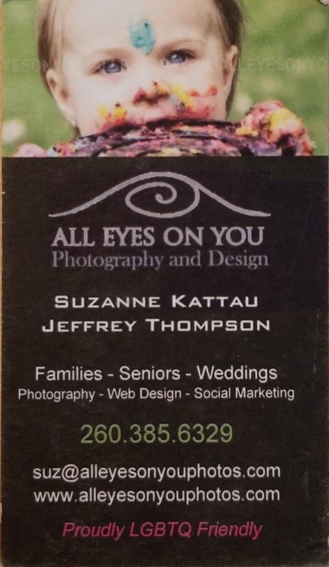 All Eyes On You Photography - Premium Wedding Photographer Fort Wayne Indianapolis Indiana
