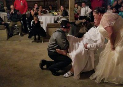 Fun Wedding Entertainment