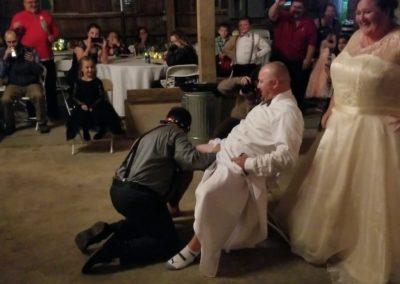 Fun Indiana Wedding Host